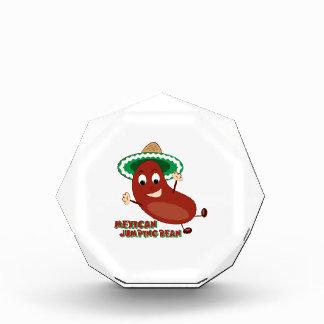 Mexican Jumping Bean Acrylic Award