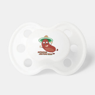 Mexican Jumping Bean Baby Pacifier