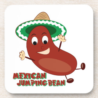 Mexican Jumping Bean Beverage Coasters