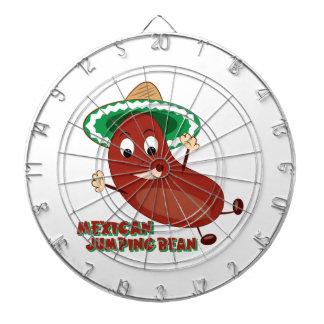 Mexican Jumping Bean Dart Board