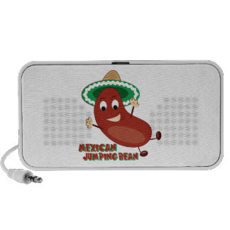 Mexican Jumping Bean iPod Speakers