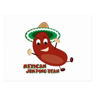 Mexican Jumping Bean Post Card
