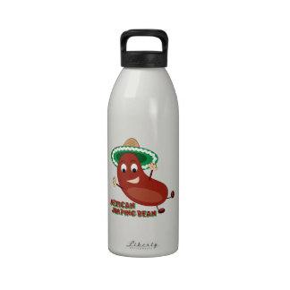 Mexican Jumping Bean Reusable Water Bottles