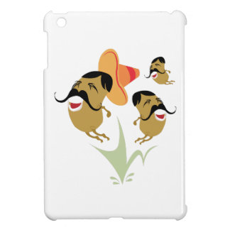 Mexican Jumping Beans Cover For The iPad Mini