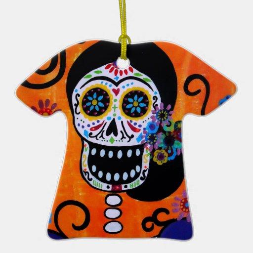 Mexican Dia Los Muertos Funny Tattoojpg Pic