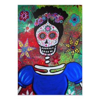 MEXICAN LADY INVITATIONS