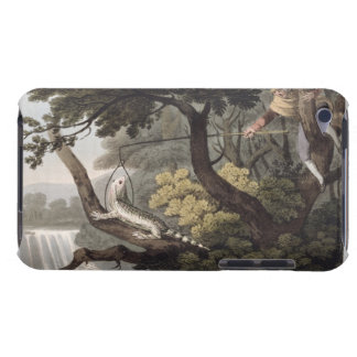 Mexican Lizard Catcher, engraved by Matthew Dubour Barely There iPod Case