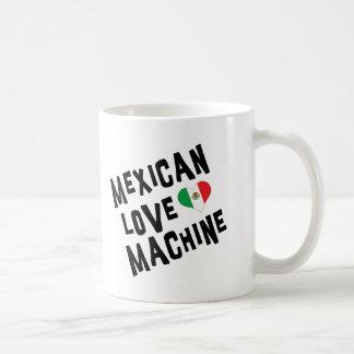 Mexican Love Machine Classic White Coffee Mug