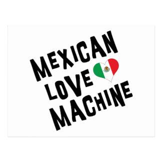 Mexican Love Machine Postcards