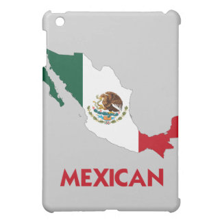 MEXICAN MAP CASE FOR THE iPad MINI