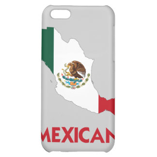 MEXICAN MAP iPhone 5C COVER