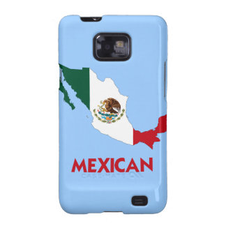 MEXICAN MAP SAMSUNG GALAXY CASES