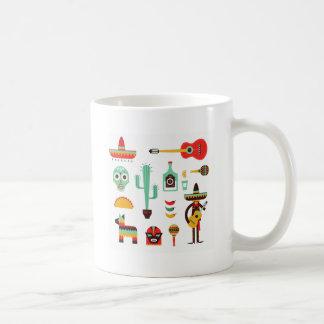 mexican mariachi coffee mug