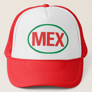 Mexican MEX Trucker Hat