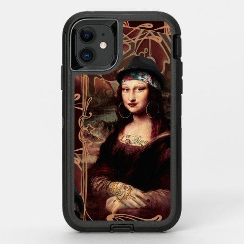 Mexican Mona Lisa Phone Case