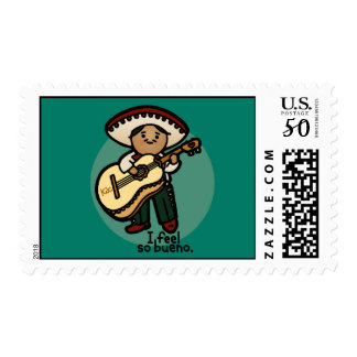 mexican music mail. postage