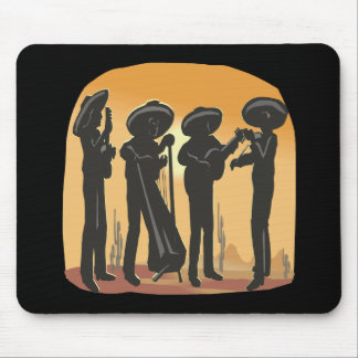Mexican Music Mouse Pad