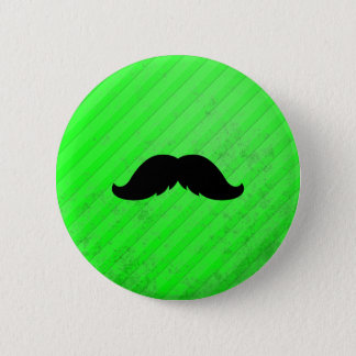 Mexican Mustache Pinback Button