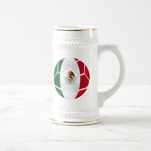 Mexican National football team fans futbol gifts Coffee Mug