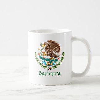 Mexican National Seal Classic White Coffee Mug