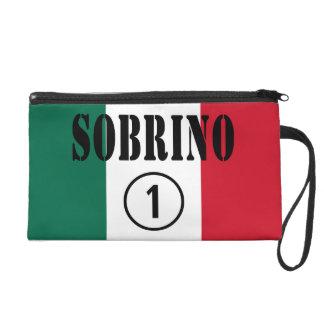 Mexican Nephews : Sobrino Numero Uno Wristlets