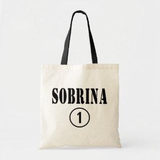 Mexican Nieces : Sobrina Numero Uno Canvas Bag