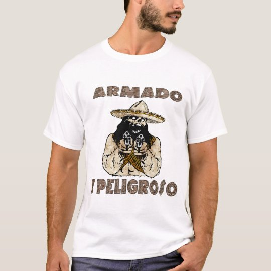 Mexican Outlaw T-Shirt