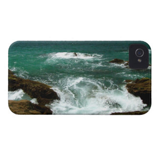 Mexican Pacific Surge; No Text iPhone 4 Case