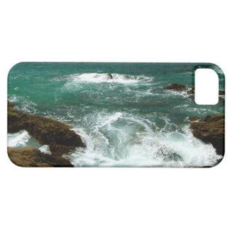 Mexican Pacific Surge; No Text iPhone SE/5/5s Case