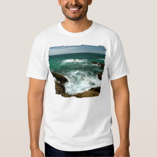 Mexican Pacific Surge; No Text T-Shirt