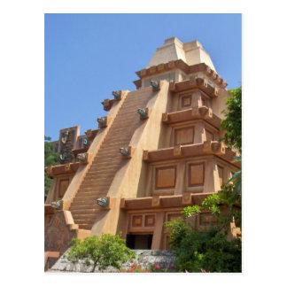Mexican Pavilion Postcard