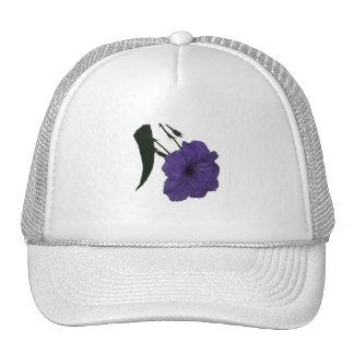 Mexican Petunia cutout flower Hats