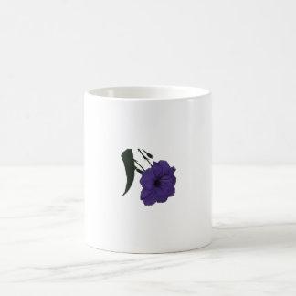 Mexican Petunia cutout flower Mug