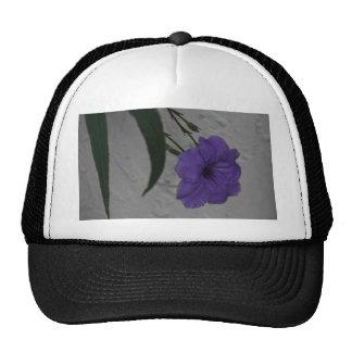 Mexican Petunia  flower Trucker Hat