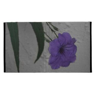 Mexican Petunia  flower iPad Case