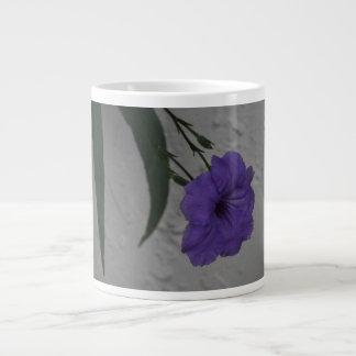 Mexican Petunia  flower Large Coffee Mug