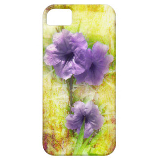Mexican Petunia iPhone Cover