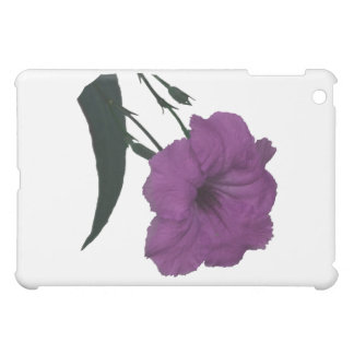 Mexican Petunia pink colorized flower iPad Mini Case