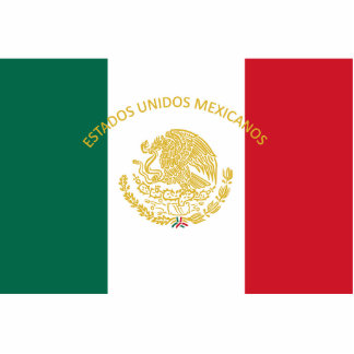 Mexican Presidential, Mexico flag Photo Cut Out