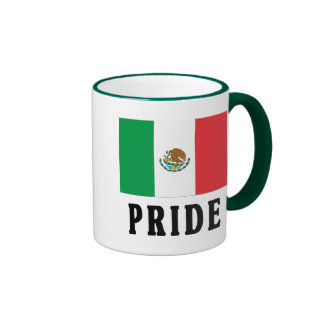 Mexican Pride Coffee Mugs