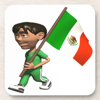 Mexican Pride Drink Coaster