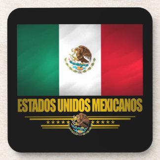 """""""Mexican Pride"""" Drink Coasters"""