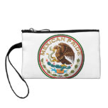 Mexican Pride (Eagle from Mexican Flag) Coin Wallets