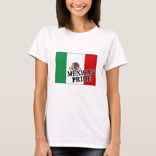 Mexican Pride Flag T-Shirt