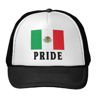Mexican Pride Hat