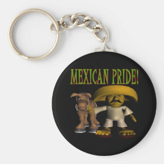 Mexican Pride Keychain