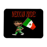 Mexican Pride Magnets