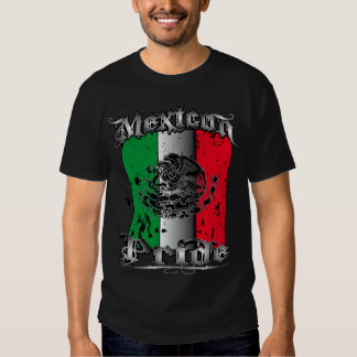 Mexican Pride Mexican Tattoo T Shirt