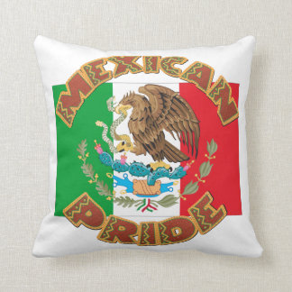 Mexican Pride Pillow
