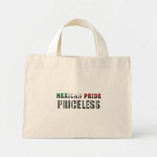 Mexican Pride Priceless Mini Tote Bag